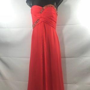 Hailey Logan by Adrianna Papell Beaded Dress